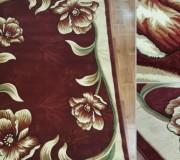 Синтетическая ковровая дорожка Virizka 8880 red - высокое качество по лучшей цене в Украине.