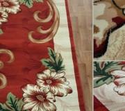 Синтетическая ковровая дорожка Virizka 131 terra - высокое качество по лучшей цене в Украине.