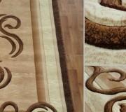 Синтетическая ковровая дорожка Virizka 135 beige - высокое качество по лучшей цене в Украине.