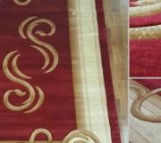 Синтетическая ковровая дорожка Virizka 135 red - высокое качество по лучшей цене в Украине.