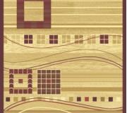 Синтетическая ковровая дорожка Neva 0111 Bordo - высокое качество по лучшей цене в Украине.