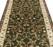 Синтетическая ковровая дорожка Selena / Lotos 523-310 green - высокое качество по лучшей цене в Украине.
