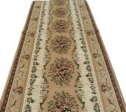 Синтетическая ковровая дорожка Selena / Lotos 535-106 beige - высокое качество по лучшей цене в Украине.