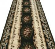 Синтетическая ковровая дорожка Selena / Lotos 535-310 green - высокое качество по лучшей цене в Украине.