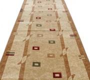 Синтетическая ковровая дорожка Selena / Lotos 579-110 beige - высокое качество по лучшей цене в Украине.