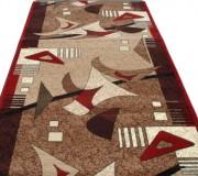 Синтетическая ковровая дорожка Silver  / Gold Rada 106-122 Euro red - высокое качество по лучшей цене в Украине.