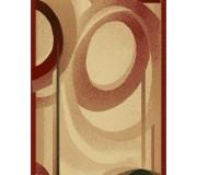 Синтетическая ковровая дорожка Selena / Lotos 512-021 red - высокое качество по лучшей цене в Украине.