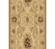 Синтетическая ковровая дорожка Selena / Lotos 534-016 beige - высокое качество по лучшей цене в Украине.