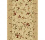 Синтетическая ковровая дорожка Selena / Lotos 551-100 beige - высокое качество по лучшей цене в Украине.