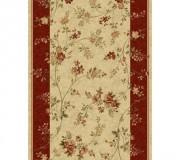 Синтетическая ковровая дорожка Selena / Lotos 551-120 red - высокое качество по лучшей цене в Украине.