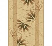 Синтетическая ковровая дорожка Selena / Lotos 552-116 beige - высокое качество по лучшей цене в Украине.