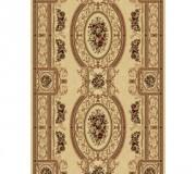 Синтетическая ковровая дорожка Selena / Lotos 567-100 beige - высокое качество по лучшей цене в Украине.