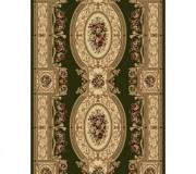 Синтетическая ковровая дорожка Selena / Lotos 567-310 green - высокое качество по лучшей цене в Украине.