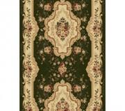 Синтетическая ковровая дорожка Selena / Lotos 570-310 green - высокое качество по лучшей цене в Украине.