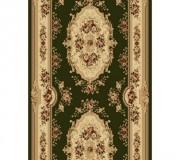 Синтетическая ковровая дорожка Selena / Lotos 575-310 green - высокое качество по лучшей цене в Украине.