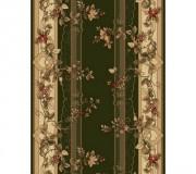 Синтетическая ковровая дорожка Selena / Lotos 580-310 green - высокое качество по лучшей цене в Украине.