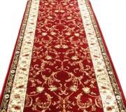 Синтетическая ковровая дорожка Selena / Lotos 523-210 red - высокое качество по лучшей цене в Украине.