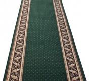 Кремлевская ковровая дорожка Silver / Gold Rada 362-32 green Рулон - высокое качество по лучшей цене в Украине.