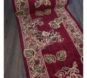 Синтетическая ковровая дорожка Silver 501 , RED - высокое качество по лучшей цене в Украине.