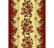 Синтетическая ковровая дорожка Silver  / Gold Rada 025-22 red - высокое качество по лучшей цене в Украине.