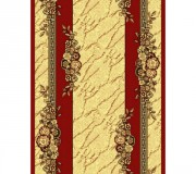 Синтетическая ковровая дорожка Silver  / Gold Rada 029-22 red - высокое качество по лучшей цене в Украине.