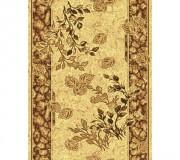 Синтетическая ковровая дорожка Silver / Gold Rada 303-12 beige - высокое качество по лучшей цене в Украине.