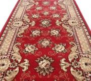 Синтетическая ковровая дорожка Silver 305-22 red Rulon - высокое качество по лучшей цене в Украине.