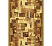 Синтетическая ковровая дорожка Silver  / Gold Rada 312-12 beige - высокое качество по лучшей цене в Украине.