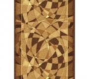 Синтетическая ковровая дорожка Silver  / Gold Rada 315-12 beige - высокое качество по лучшей цене в Украине.