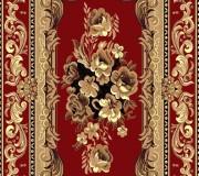 Синтетическая ковровая дорожка Silver 8867 , RED - высокое качество по лучшей цене в Украине.