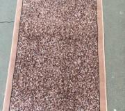 Синтетическая ковровая дорожка Silver bezkanta brown - высокое качество по лучшей цене в Украине.