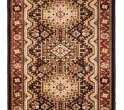 Синтетическая ковровая дорожка Standard Remo dark brown - высокое качество по лучшей цене в Украине.