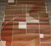 Синтетическая ковровая дорожка Super Elmas 1563A brown-brown - высокое качество по лучшей цене в Украине.