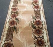 Синтетическая ковровая дорожка Liliya Asorti beige - высокое качество по лучшей цене в Украине.