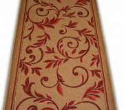 Синтетическая ковровая дорожка Vitebsk Felt Zavitok red - высокое качество по лучшей цене в Украине.