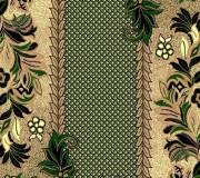 Синтетическая ковровая дорожка Zeynep 158 , GREEN - высокое качество по лучшей цене в Украине.