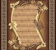 Синтетическая ковровая дорожка Zeynep 491 , BEIGE - высокое качество по лучшей цене в Украине.