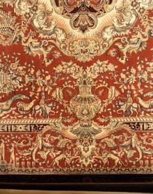 Иранский ковер Diba Carpet Amitis Red - высокое качество по лучшей цене в Украине.