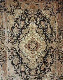 Иранский ковер Diba Carpet Fakher Dark Brown - высокое качество по лучшей цене в Украине.