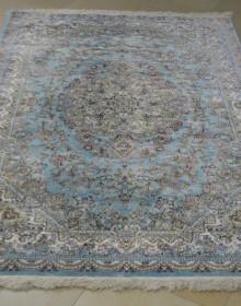 Иранский ковер Marshad Carpet 3014 Blue - высокое качество по лучшей цене в Украине.