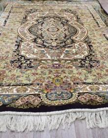 Иранский ковер Diba Carpet Yaghut d.brown - высокое качество по лучшей цене в Украине.