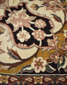 Иранский ковер Diba Carpet Esfahan D.Brown - высокое качество по лучшей цене в Украине.