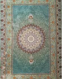 Иранский ковер Diba Carpet Florance Green - высокое качество по лучшей цене в Украине.