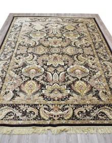 Иранский ковер Diba Carpet Khotan Brown - высокое качество по лучшей цене в Украине.