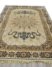 Иранский ковер Diba Carpet Setareh Cream - высокое качество по лучшей цене в Украине.