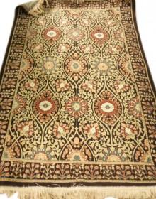 Иранский ковер Diba Carpet Taranom d.brown - высокое качество по лучшей цене в Украине.