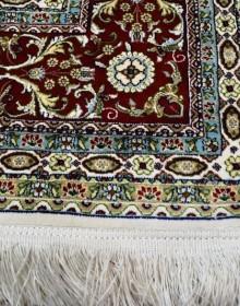 Иранский ковер Marshad Carpet 3022 Cream - высокое качество по лучшей цене в Украине.