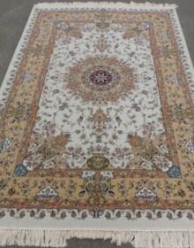 Иранский ковер Shah Kar Collection Y-009 8001 cream - высокое качество по лучшей цене в Украине.