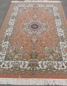 Иранский ковер Shah Kar Collection Y-009 8040 pink - высокое качество по лучшей цене в Украине.