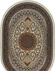 Иранский ковер Shahriar 2914B Cream-Navy - высокое качество по лучшей цене в Украине.